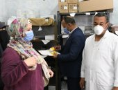 تعافى وخروج 319 حالة مصابة بفيروس كورونا من مستشفى الصدر بقنا .. صور