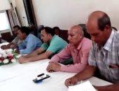 توزيع 25 وحدة سكنية على أهالي مدينة نخل في وسط سيناء.. صور