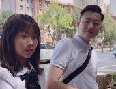 """فتاة ووالدها حديث وسائل التواصل فى الصين """" شكلهم قد بعض"""""""