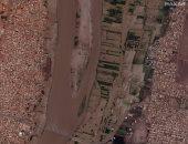 مساعدات من فرنسا وكوريا الجنوبية لمتضررى السيول فى السودان