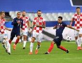 """فرنسا ضد كرواتيا.. الديوك يقلبون الطاولة لـ2-1 قبل نهاية الشوط الأول """"فيديو"""""""