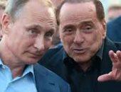 بوتين يهدى اللقاح الروسى ضد فيروس كورونا لبرلسكونى بعد إعلان إصابته بكورونا
