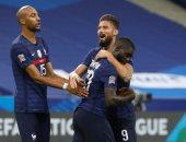 """فرنسا ضد كرواتيا.. جيرو يضيف الرابع من ركلة جزاء """"فيديو"""""""