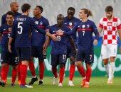"""فرنسا تكرر نهائي كأس العالم وتهزم كرواتيا 4-2 بدوري الأمم الأوروبية """"فيديو"""""""