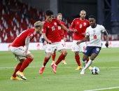 الدنمارك تفرض التعادل السلبي على إنجلترا بدوري الأمم الأوروبية.. ألبوم صور