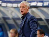 ديشامب يكشف سبب تغيير 7 لاعبين في تشكيل فرنسا ضد كرواتيا