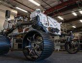 ناسا تجرى اختبارات على مركبة مشابهة لمستكشف المريخ.. اعرف التفاصيل
