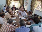 وكيل تعليم شمال سيناء يجتمع بمدراء العموم والموجهين استعدادا للعام الجديد