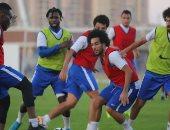 غلق المساحات والضغط أبرز تعليمات أحمد سامى للاعبى سموحة استعدادا الزمالك