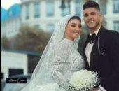 زوجة أحمد الشيخ تحتفل بعيد ميلاده برسالة رومانسية
