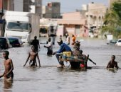 السنغال تعوم في مياه الفيضانات.. وتشريد آلاف الأسر