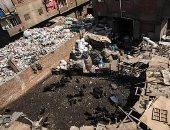 شكوى من تراكم القمامة فى شوارع العجوزة وأرض اللواء والدقى بالجيزة