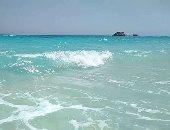 شاطئ الأميرات بمطروح مقصد محبى الخصوصية