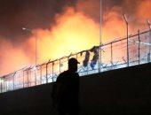 حريق فى مركز استشفائى فى شبه جزيرة القرم
