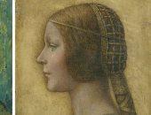 """أعمال فنية مشكوك فى أصليتها.. لوحة نادرة رسمها فان جوخ لنفسه اعتبرت مزيفة لعقود.. """"رأس الرجل الملتحى"""" وضعت فى قبو متحف أشموليان 40 عاما لاعتبارها مزورة.. واختلاف حول لوحة ليوناردو دافينشى """"الأميرة الجميلة"""""""