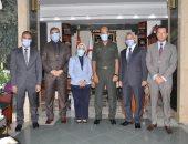 المجمع الطبى للقوات المسلحة يستعد للانضمام لمنظومة التأمين الصحى الشامل