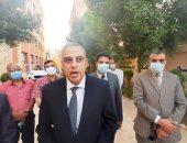 محافظ سوهاج يدعو المواطنين للمشاركة فى الانتخابات.. ويؤكد: انزل وعبر عن رأيك