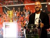 هانز فليك: بايرن ميونخ مستعد للموسم الجديد بأهداف جديدة بعد حصد الثلاثية