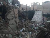 انهيار منزل من طابقين بقنا.. ورئيس نقادة يوجه بتوفير مسكن للأسر
