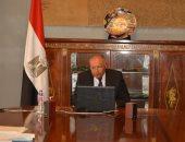 الخارجية تدعو المصريين فى الخارج لطبع وملء بطاقتى الاقتراع الاثنين والثلاثاء