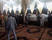 اللجنة العامة فى انتخابات الشيوخ بدمياط تواصل استلام محاضر نتائج اللجان الفرعية