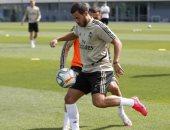 هازارد مهدد بالغياب عن ريال مدريد فى انطلاقة الليجا
