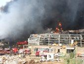 مسؤول أمنى لبنانى لليوم السابع: الشرطة العسكرية تتولى التحقيقات فى انفجار بيروت