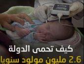 كيف تحمى الدولة 2.6 مليون مولود سنويا من ضعف السمع؟ .. فيديو