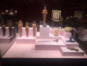 س وج.. ماذا يتم فى المعرض المؤقت للملك توت عنخ آمون بمتحف الغردقة؟
