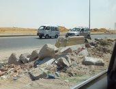شكوى من الفوضى المرورية وعدم رصف الطرق داخل أحياء مدينة السادس من أكتـوبر