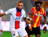 باريس سان جيرمان يسقط أمام لانس فى اولى مبارياته بالدوري الفرنسي.. فيديو