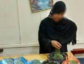 ضبط 8.5 من مخدر القات قبل تهريبها لداخل البلاد عبر مطار القاهرة