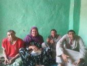 """""""الست روحية"""" سيدة بـ100 راجل.. أفنت حياتها لخدمة أبنائها الثلاثة من ذوى الاحتياجات الخاصة"""