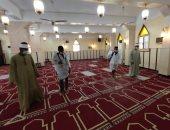 الأوقاف توجه بحملات لنظافة وتعقيم المساجد استعدادا لصلاة الجمعة غدا.. صور