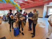 وصول أولى رحلات إلى مطار شرم الشيخ الدولى بعد استئناف الحركة الجوية