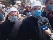 """""""الأوقاف"""" تقدم مقترح لمجلس الوزراء للسماح بإقامة صلاة الجنازة فى المساجد"""