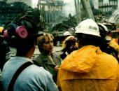 """هيلارى كلينتون تحيى ذكرى 11 سبتمبر بصورة نادرة وتعليق """"نيويورك فى قبلى"""""""