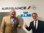 مدير الخطوط الجوية الهولندية يشيد بالإجراءات الاحترازية بالمطارات المصرية.. فيديو