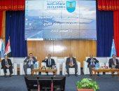 محافظ الإسكندرية يشارك في حفل تكريم رئيس الجامعة ويؤكد على أهمية دورها
