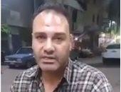 الكمسارى صاحب واقعة القطار يعتذر للمجند والقوات المسلحة ووزارة النقل.. فيديو