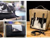 ليلى سابت الهندسة للعمل فى تصميم الحقائب.. وتحلم بإثبات موهبة المصريين للعالم
