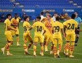 برشلونة يستضيف فياريال فى افتتاح موسمه بالدورى الإسبانى
