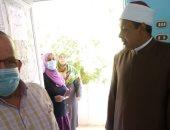 رئيس منطقة الأقصر الأزهرية يتفقد امتحانات الدور الثانى للشهادة الثانوية..صور