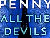 """""""كل الشياطين هنا"""" الرواية الأكثر مبيعا فى قائمة نيويورك تايمز"""