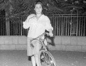 """صورة نادرة لـ""""صباح"""" شقيقة سعاد حسنى قبل وفاتها عام 1965"""