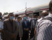 كامل الوزير: الانضباط والإنتاجية واحترام الركاب ركائز العمل بالسكة الحديد