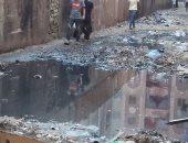 أهالى قرية منشية عرابى بالتل الكبير يطالبون بتوصيل الصرف الصحى
