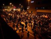 فيديو.. مظاهرات فى إسرائيل تطالب نتنياهو بالرحيل عن الحكومة
