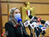 وزيرة التضامن تسلم دفعة جديدة من متعافى الإدمان قروضا لإنشاء مشروعات