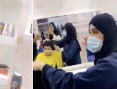 فيديو لأول حلاقة سعودية يثير ضجة.. والفتاة تؤكد: لا أخشى الانتقادات
